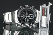 SEIKO Gent's Wristwatch 7T62-0AF0 CONTURA CHRONOGRAPH 100M